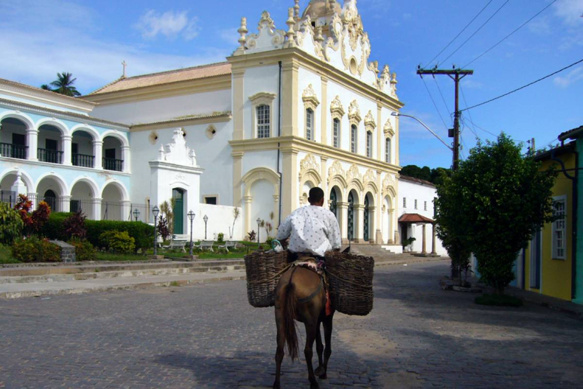Around SP PACKAGE W/ TRIP TO CACHOEIRA CITY, SALVADOR - 3 DAYS / 2 NIGHTS