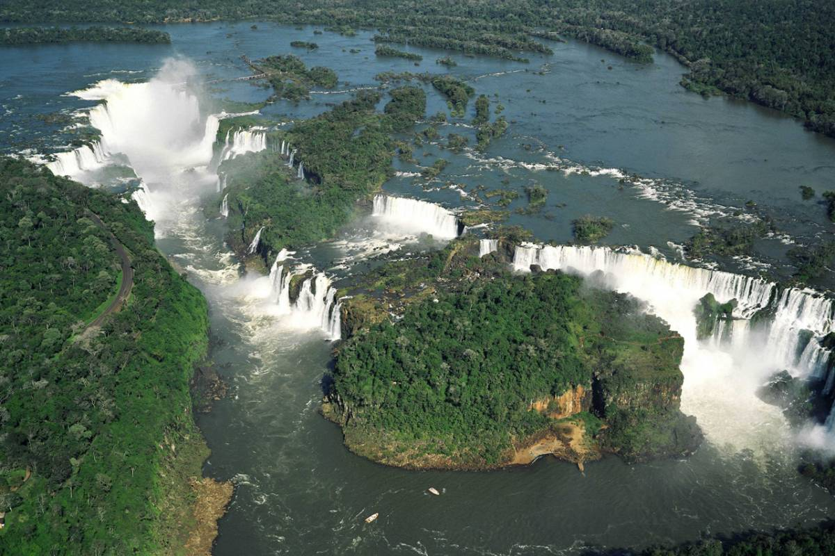 Around SP PACKAGE W/ TRIP TO ARGENTINA, IGUAZU FALLS - 3 DAYS / 2 NIGHTS
