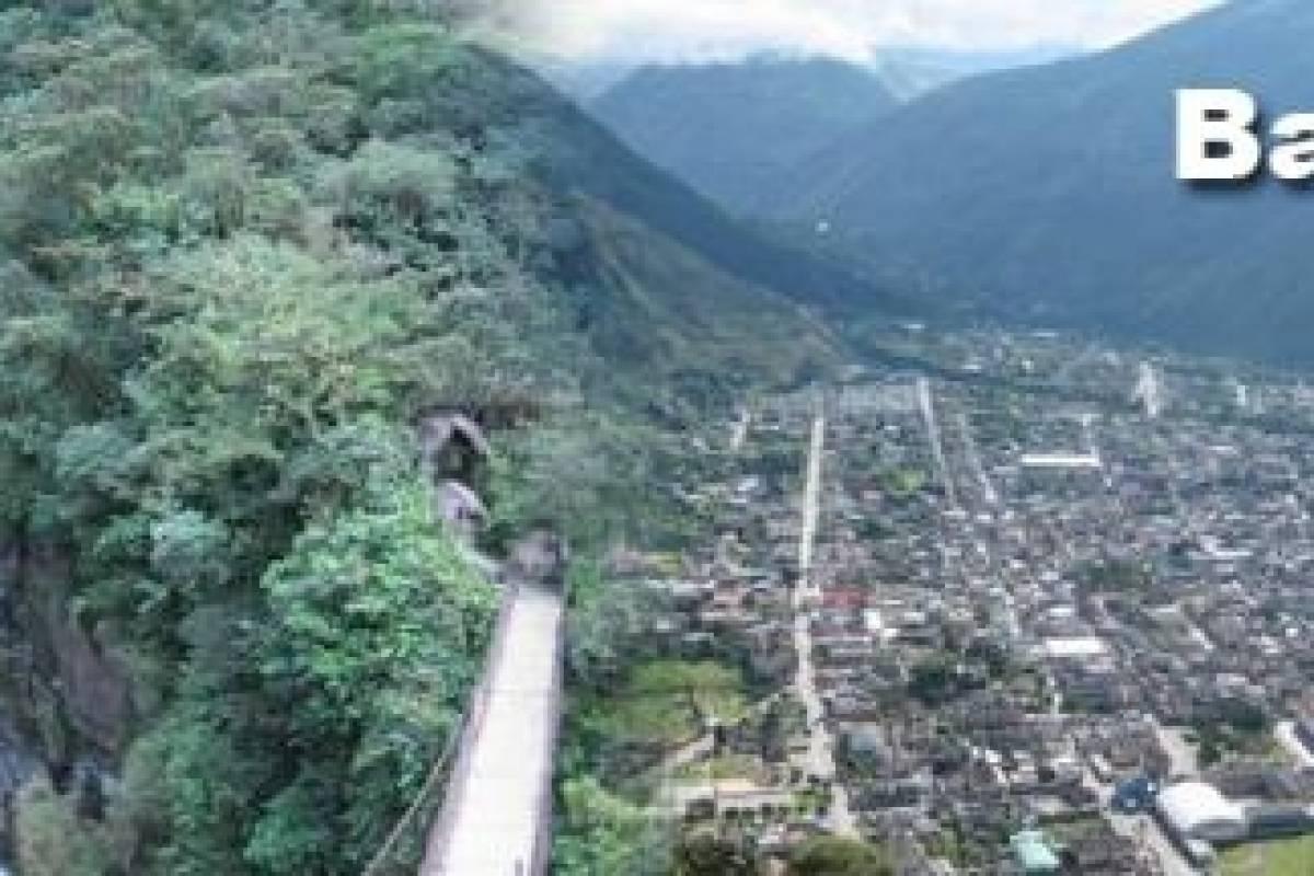 Go Montanita Tren Baños del Inca