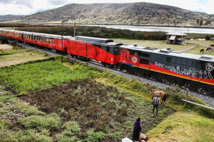 Go Montanita Tren del la Dulzura+Bus I