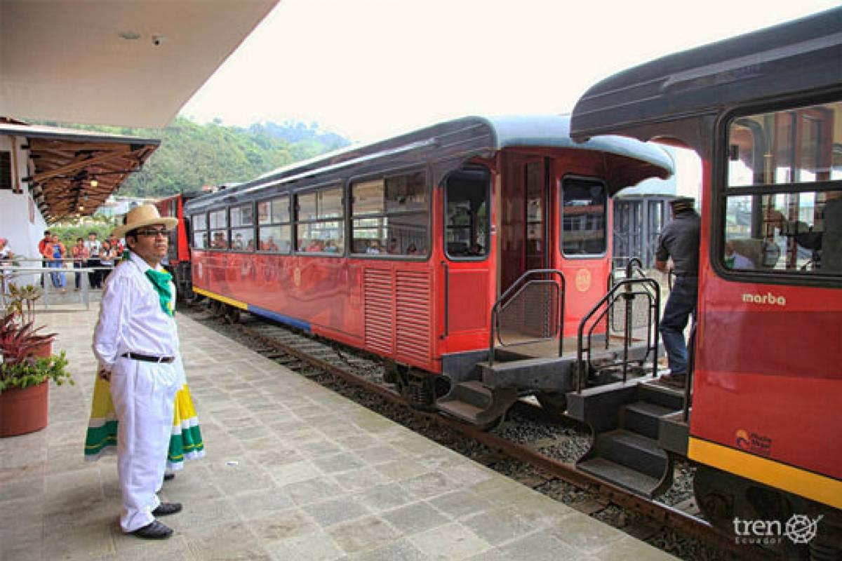 Go Montanita Tren de la Dulzura+Bus II