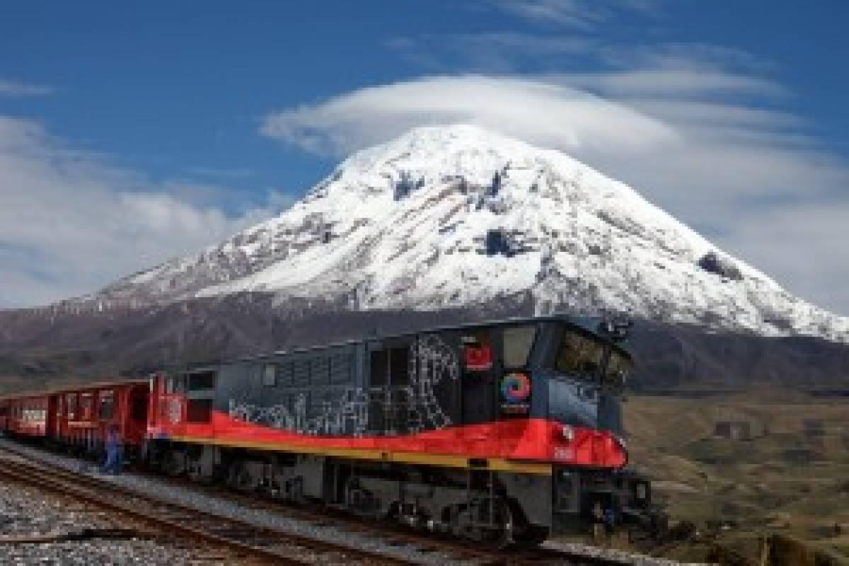 Go Montanita Tren Del Hielo II