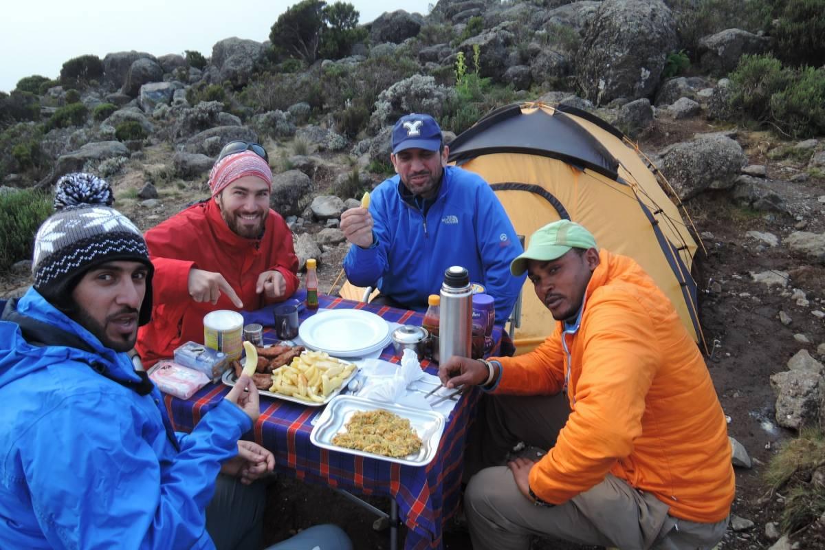 Adventurati Outdoors Mt Kilimanjaro - February 14