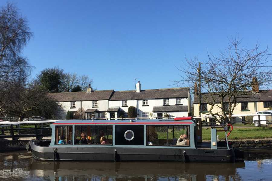 Lancashire Canal Cruises Full Day Charter with Skipper for up to 6 people