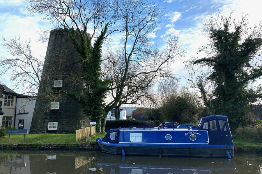 Lancashire Canal Cruises 2. Half Day Charter with skipper for up to 12 people