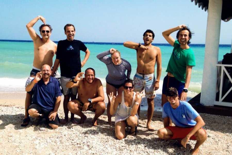 Marina Blue Haiti Cours de plongée sous marine PADI Open Water Diver