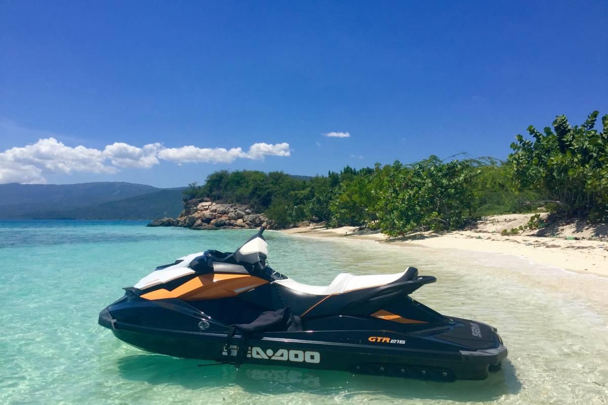 Marina Blue Haiti Alquiler de Jets Ski
