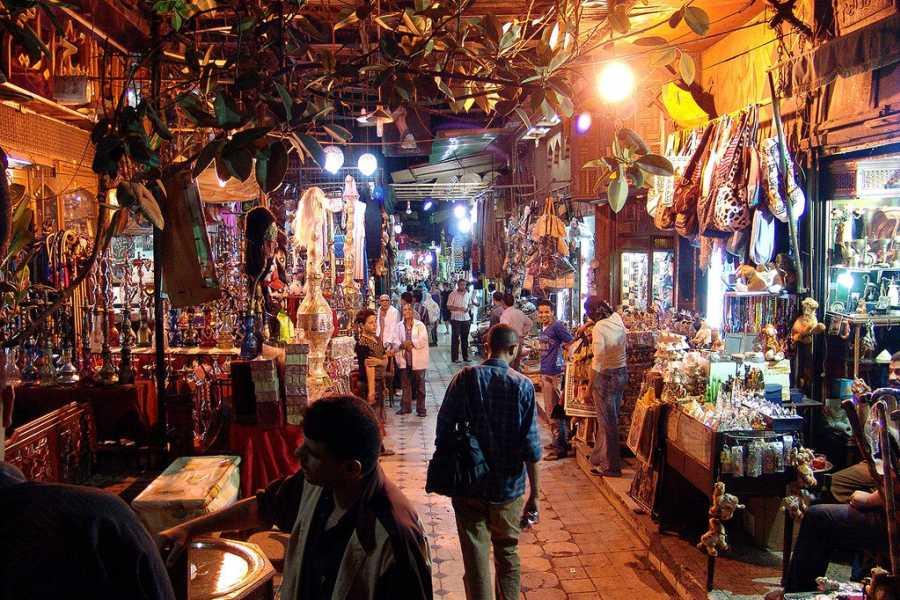 EMO TOURS EGYPT Day trip to Giza Pyramids Old Cairo Citadel & Bazaar