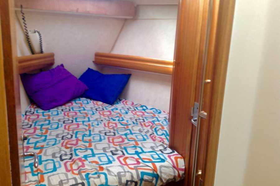 Cacique Cruiser BOAT TO COLOMBIA - Gitanita Sailboat
