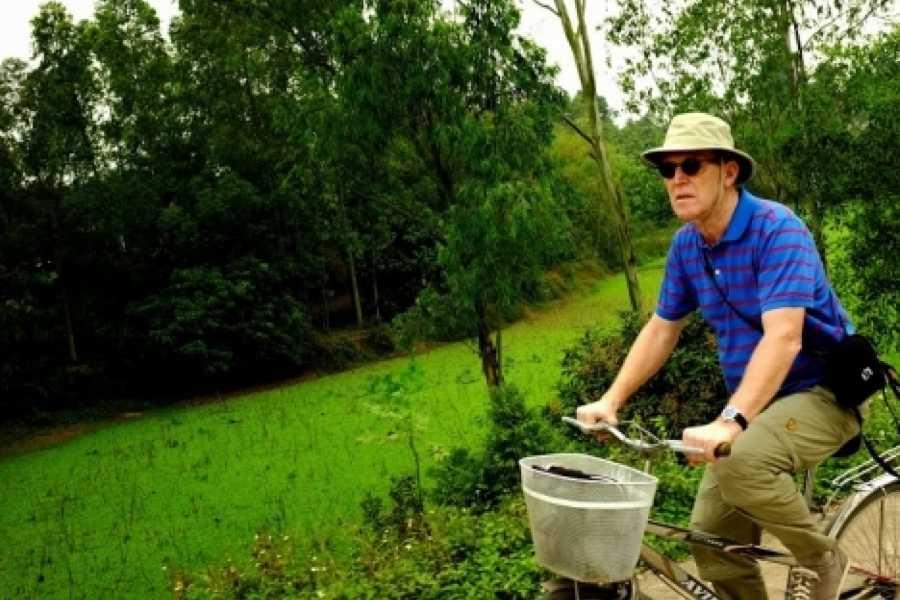 Vietnam 24h Tour Duong Lam Village Biking Tour Full Day