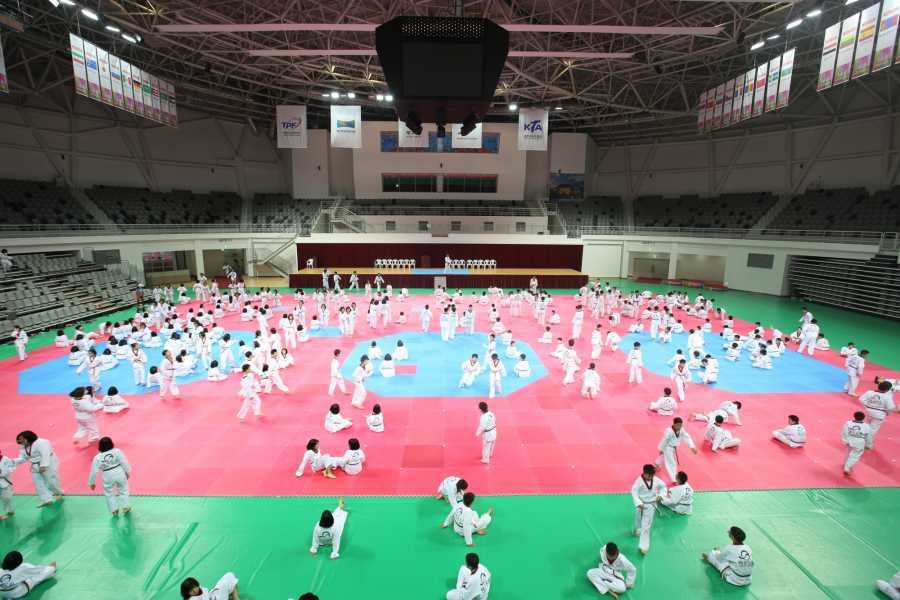 HanaTour ITC Korea Taekwondo Tour 7Days