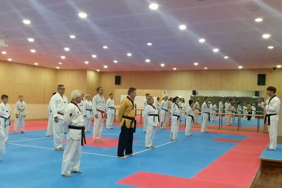 HanaTour ITC Korea Taekwondo Tour 7Days