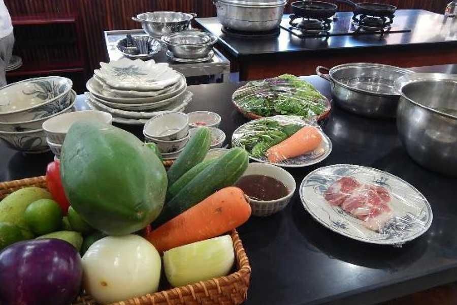 Vietnam 24h Tour Special Hanoi Cooking Class