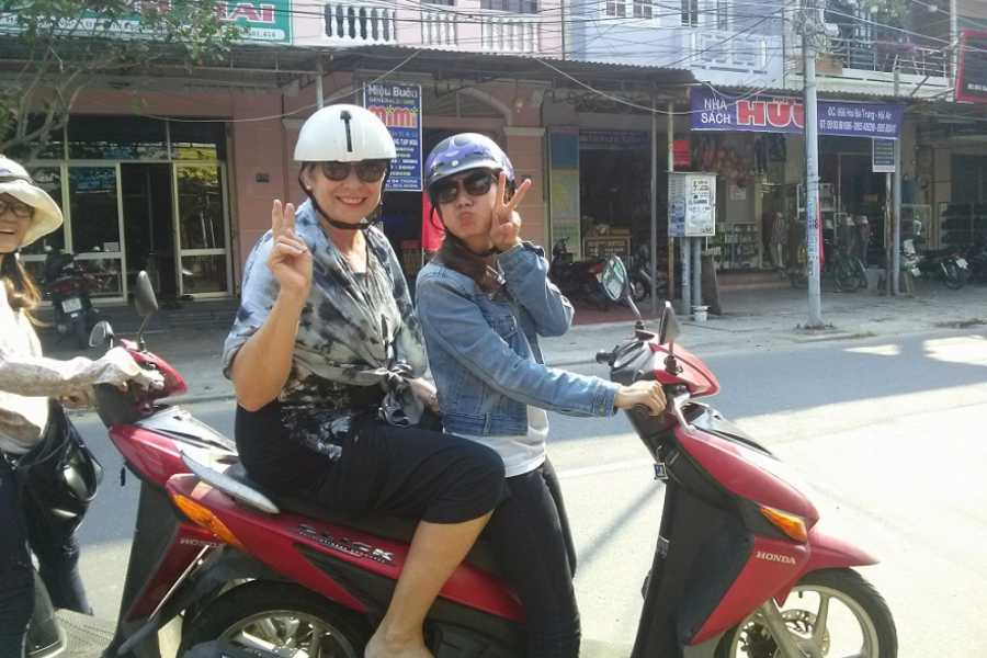 Vietnam 24h Tour Hoi An Motorbike Street Food Tour Half Day