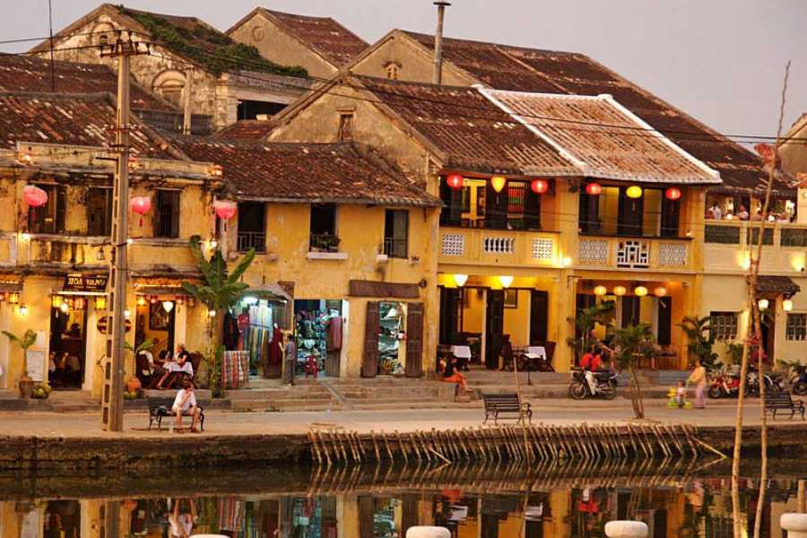 Vietnam 24h Tour Making Lantern Half Day Tour