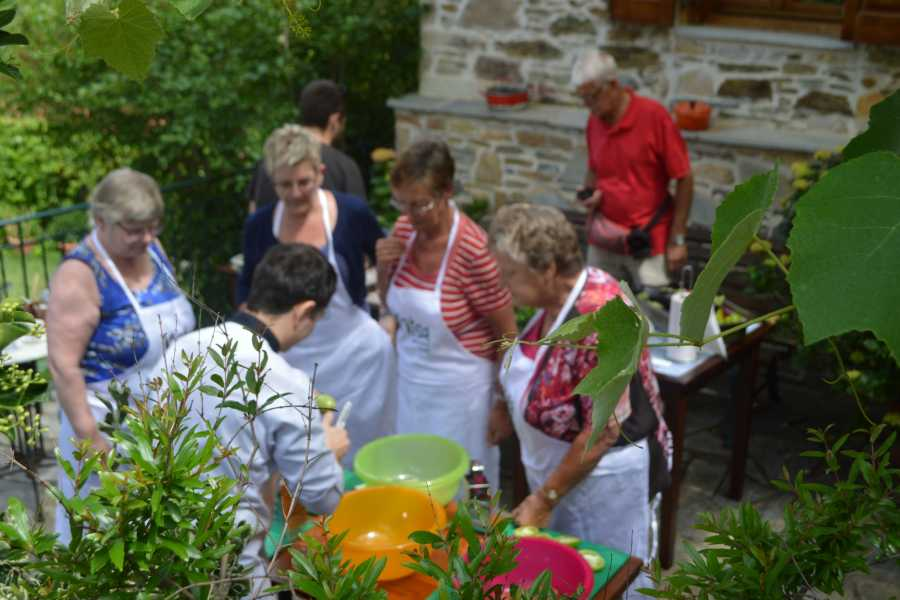 Leventis 360 IKE Cooking Lessons in Pelion