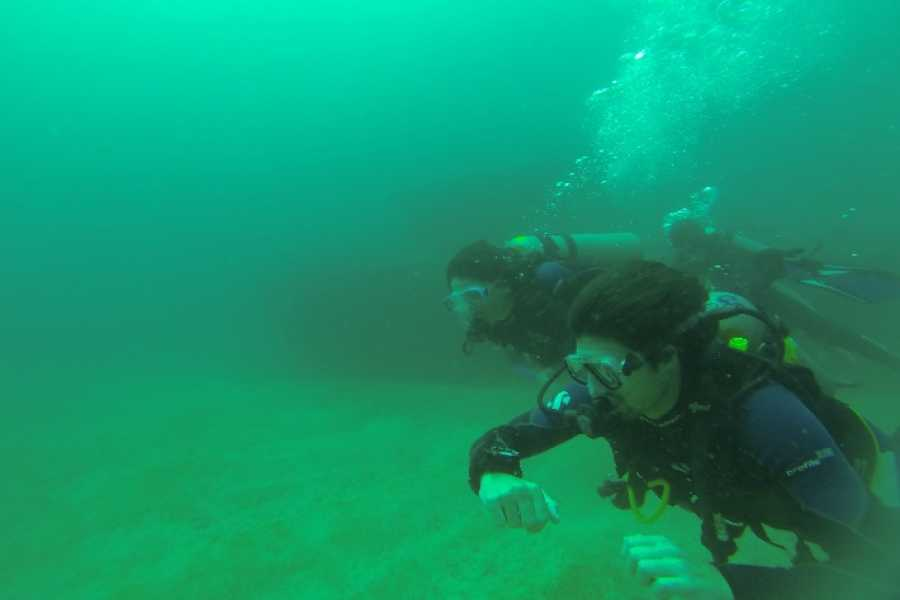 "Go Montanita Scuba Dive ""Padi Advanced"""