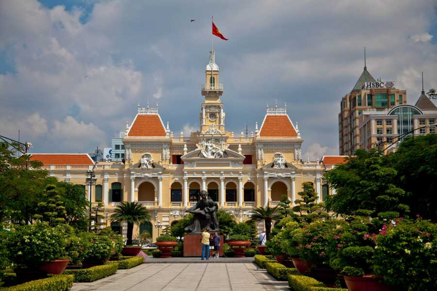 Vietnam 24h Tour Ho Chi Minh City Half day group