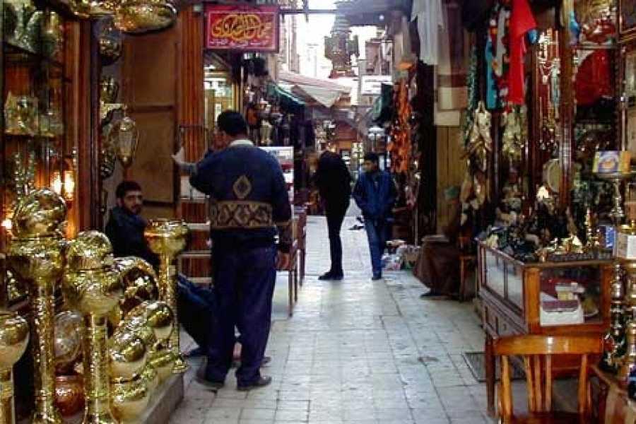 EMO TOURS EGYPT HALBTAG TOUR ZUM ALTEN KAIRO WO SIE BES BES EZRA SYNAGOGUE BESUCHEN