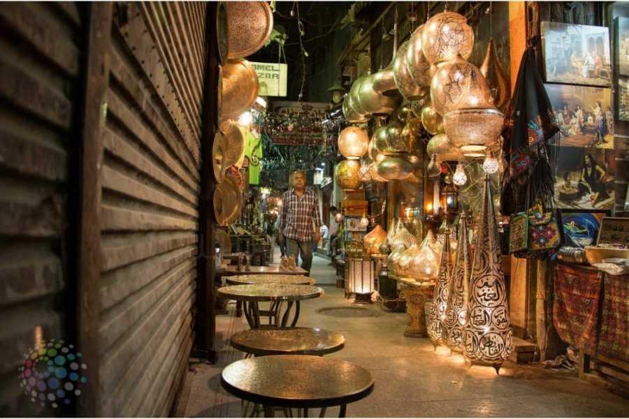 EMO TOURS EGYPT Tour de Medio dia al El Cairo Viejo