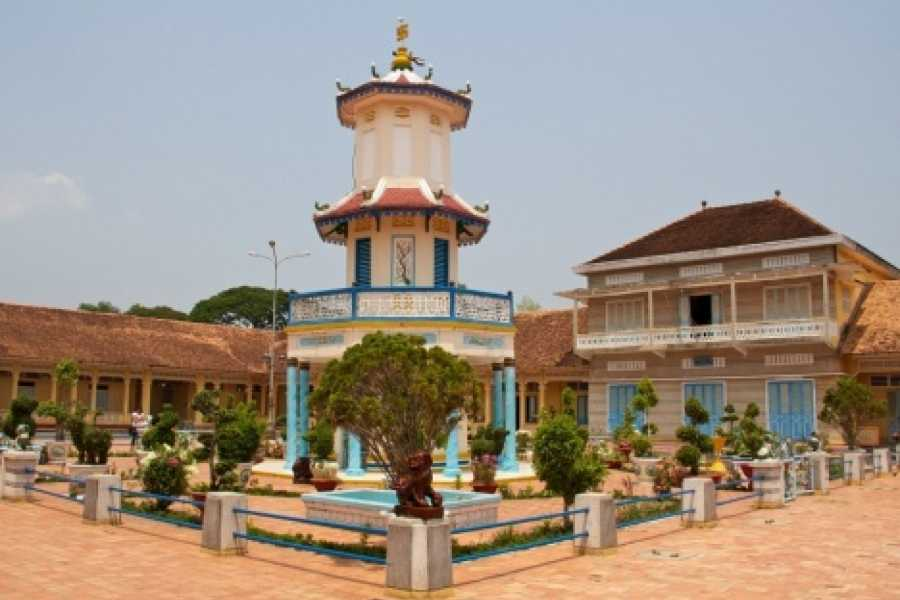 Vietnam 24h Tour Cu Chi Tunnels & Cao Dai Temple Full Day