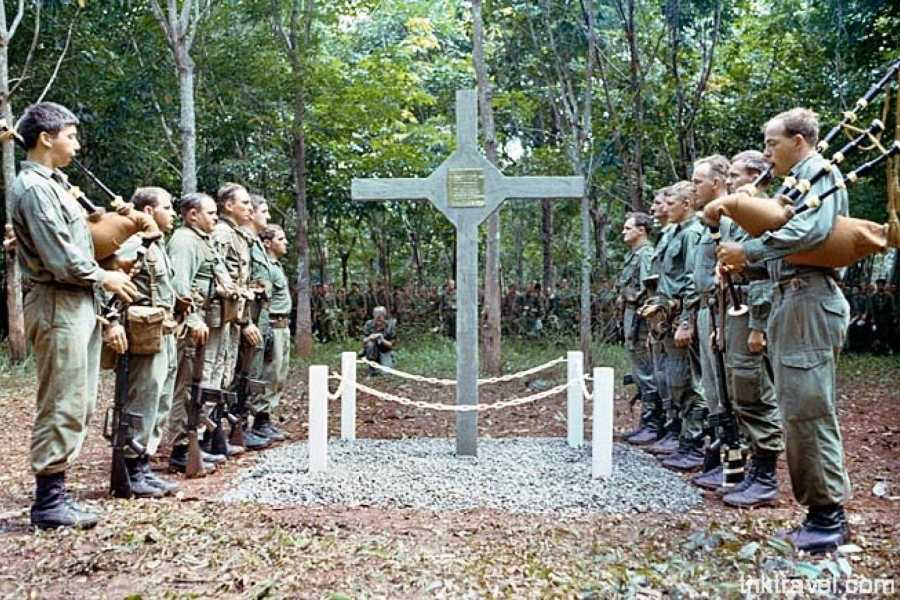 Vietnam 24h Tour Long Tan - Nui Dat Battle Field Full Day Tour