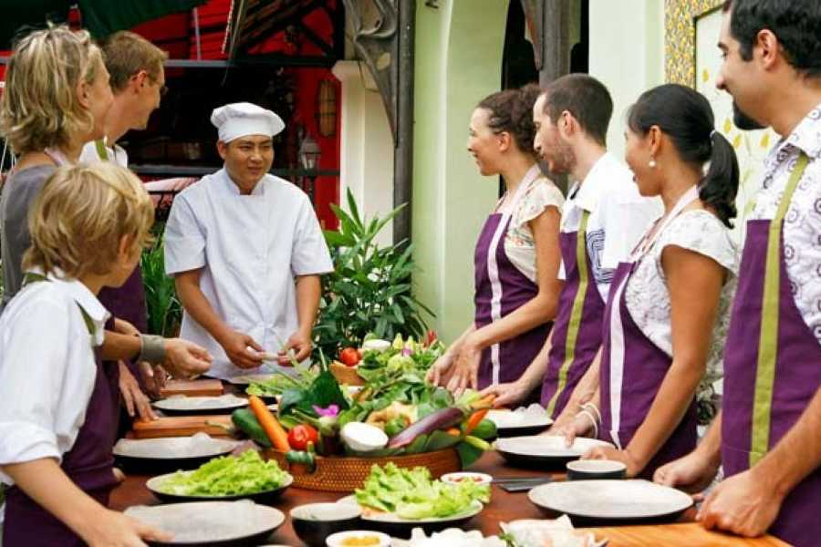 Vietnam 24h Tour Half Day Cooking Class Tour