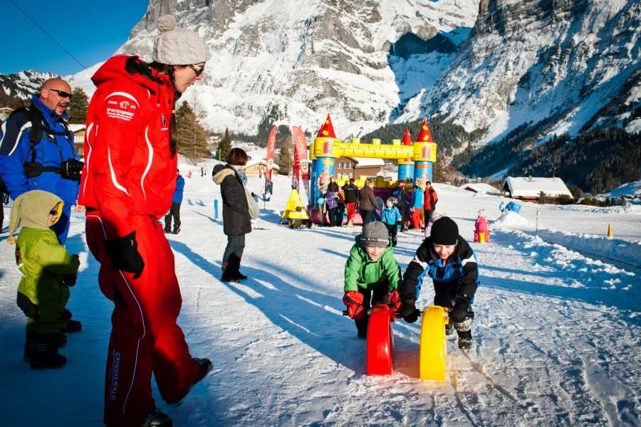 Outdoor Interlaken AG 一家同乐日享包(family fun day)