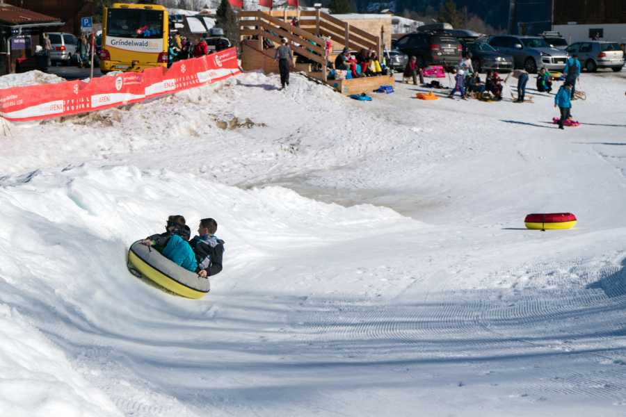 Outdoor Interlaken AG 1 Tages Familien Schneespass