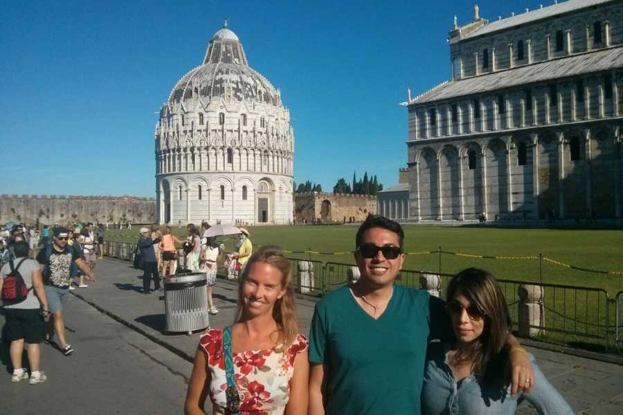 Italy on a Budget tours Florence & Pisa