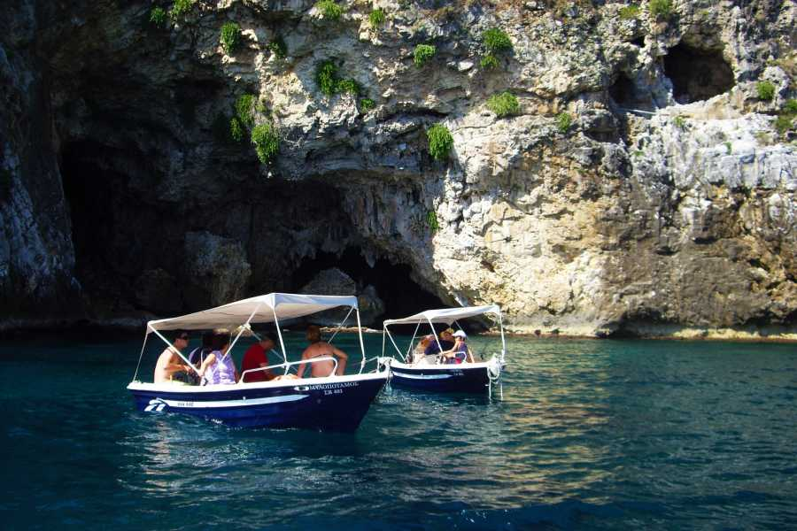 Leventis 360 IKE East Pelion Mini Boat Tour