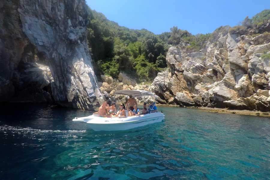 Leventis 360 IKE East Pelion Mini Boat Tour