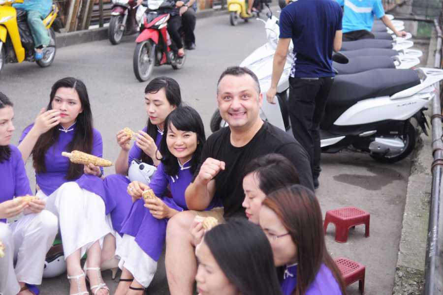 Vietnam 24h Tour Hanoi Fabulous Food & Sights Tour