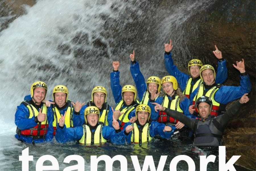 Outdoor Interlaken AG Canyoning Zulg