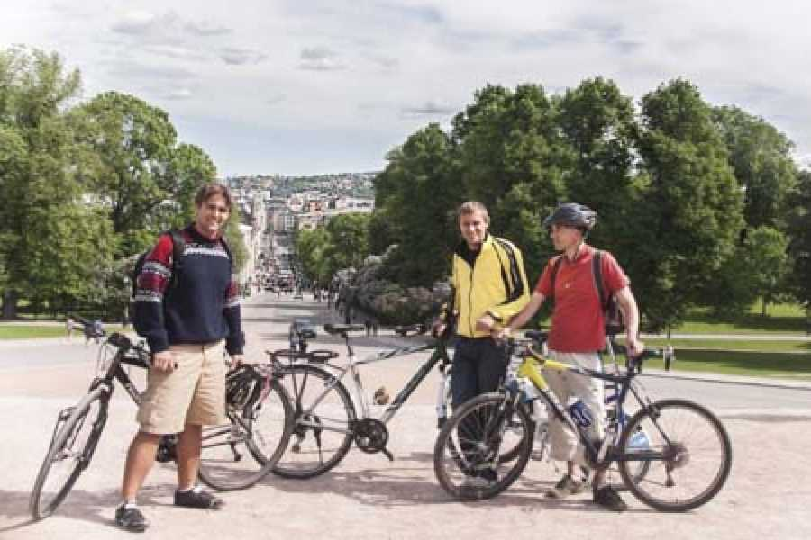 Viking Biking & Hiking Bike Tour: Oslo Highlights (April-Oct)