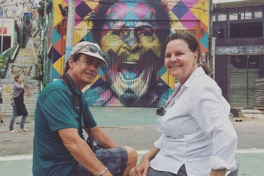 Around SP CITY TOUR EN SAO PAULO C/ INICIO EN EL PUERTO DE SANTOS