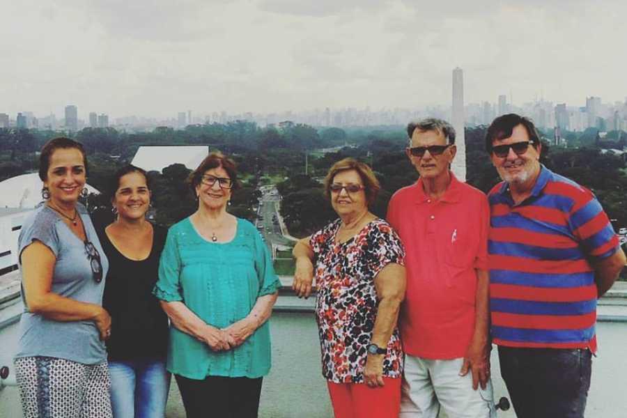 Around SP CITY TOUR SAO PAULO C/ INÍCIO NO PORTO DE SANTOS