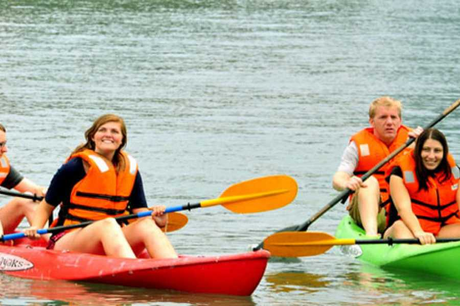 Vietnam 24h Tour Halong 1 day tour with Bamboo boat or Kayaking