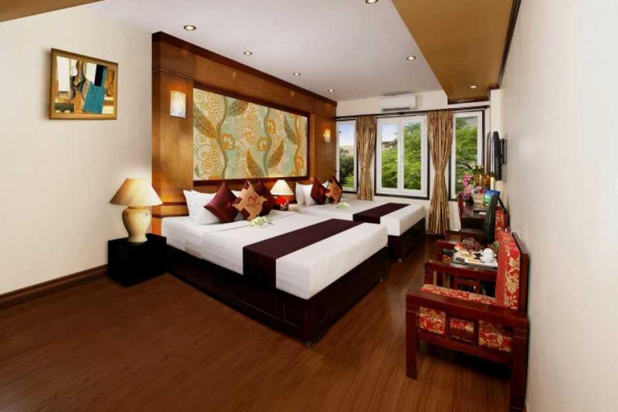 Vietnam 24h Tour Tour du lịch Hà Nội và Hạ Long 3 ngày bao gồm Du thuyền ngủ đêm