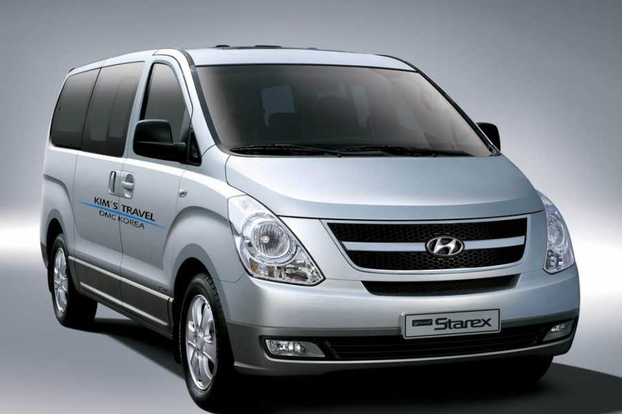 Kim's Travel Private transfer by minivan