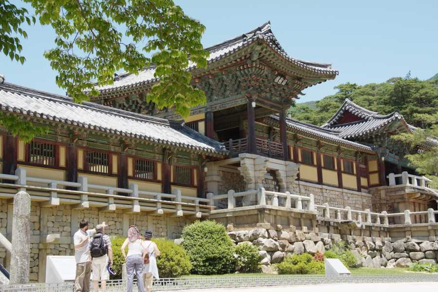 Kim's Travel ASME Turbo Expo 2016 Guest Tour-UNESCO World Heritage City of Gyeongju Tour