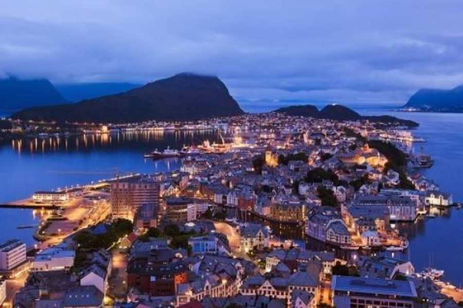 Norway Excursions Alesund die ultimative stadtrundfahrt