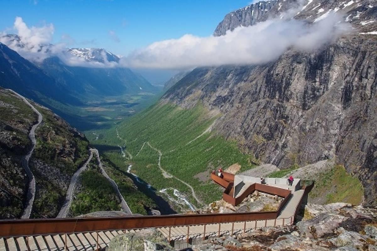Norway Excursions Andalsnes Trollstigen