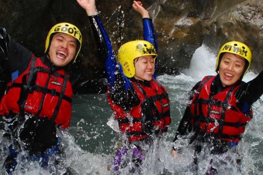 Outdoor Interlaken AG Canyoning Weekend