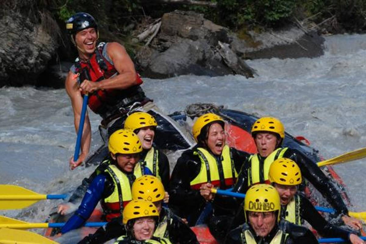 Outdoor Interlaken AG Rafting Weekend