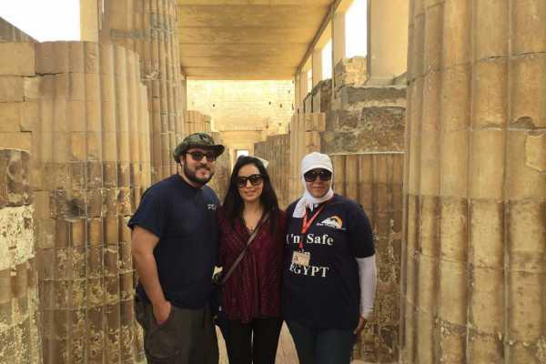 3 Days 2 Nights Visiting Cairo highlights