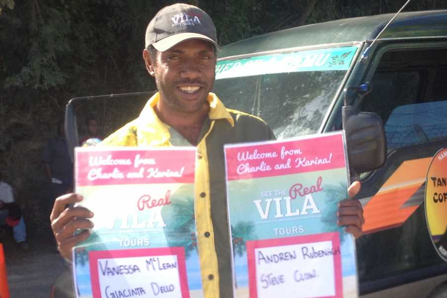 See the Real Vila Tours Transfer- Airport to Accomodation