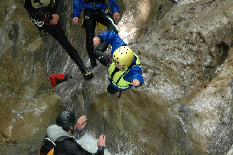 Outdoor Interlaken AG Canyoning Interlaken