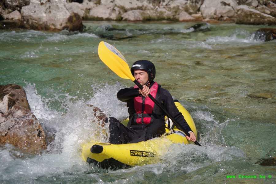 Raftingvilág Kft Kayaking