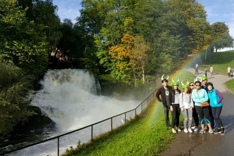 Viking Biking & Hiking Private Bike Tour: Oslo off the beaten path